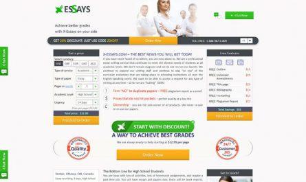 X-essays